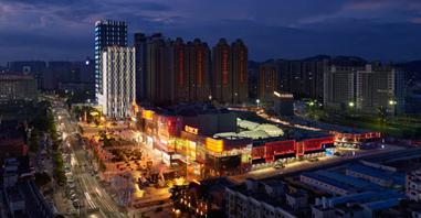 城市夜景照明设计,首选明之辉