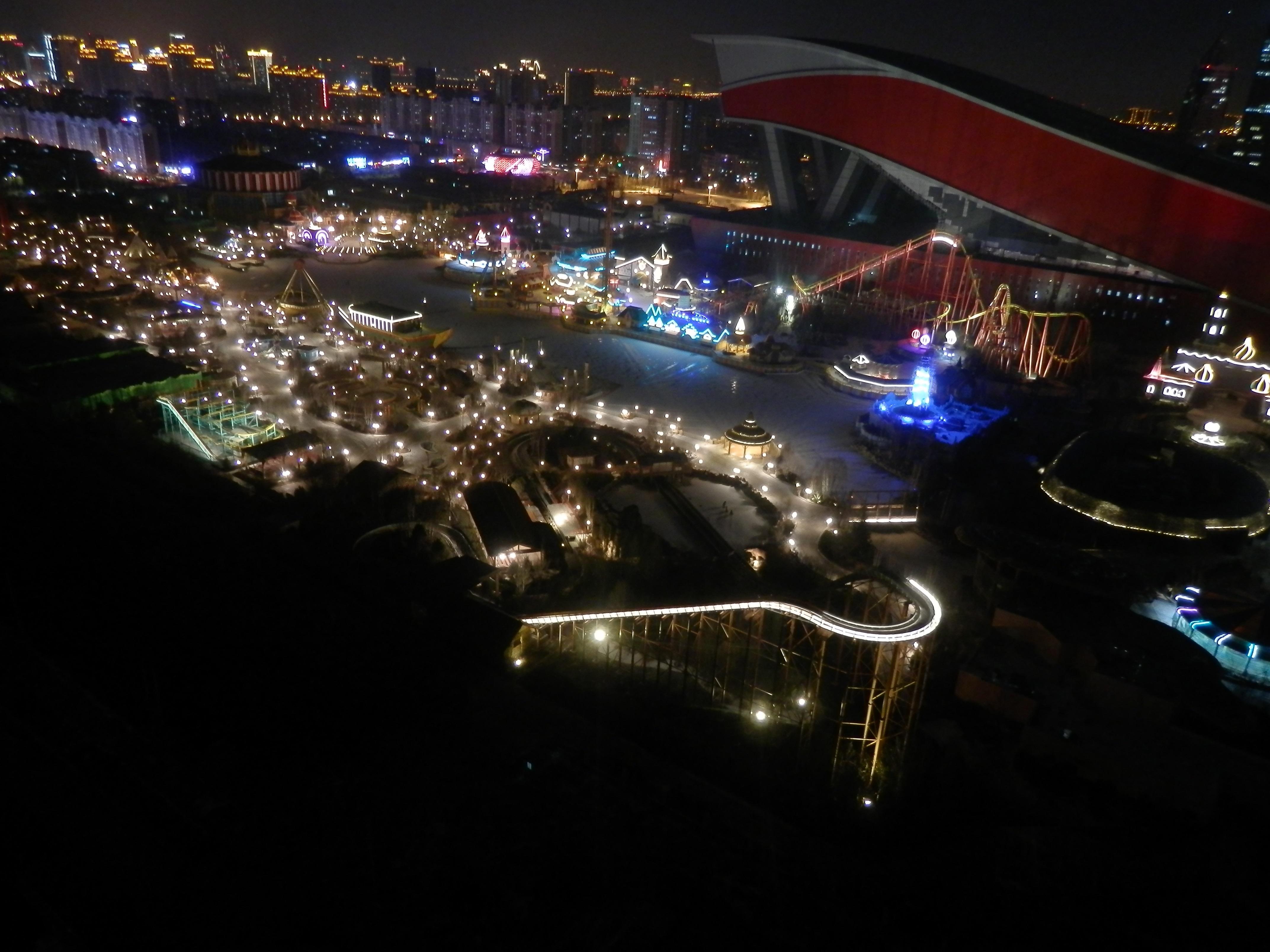 来到魅力之地—哈尔滨万达主题公园