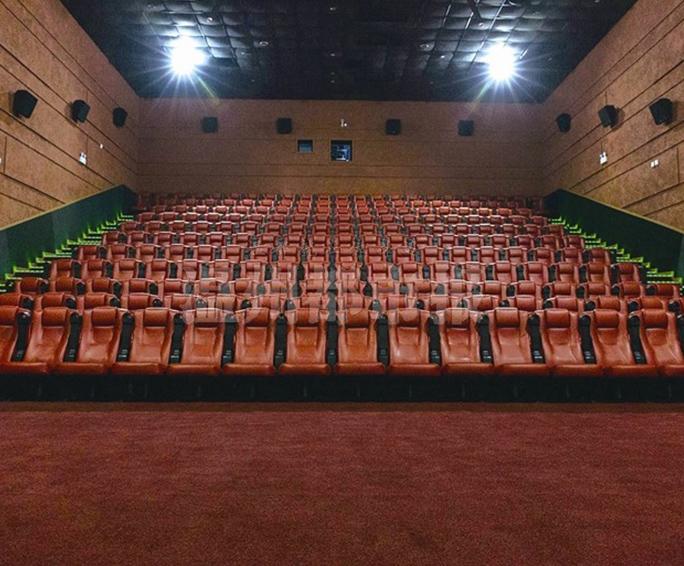 卢米埃温州万象城影院装修工程