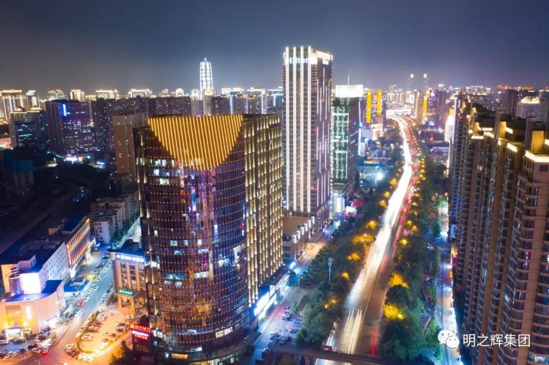 金水区2019年城市亮化提升工程第三标段